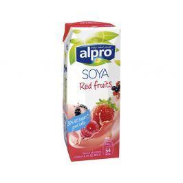 ALPRO Sójový nápoj Červené ovoce 250 ml