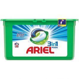 ARIEL Touch Of Lenor Fresh kapsle na praní 3v1 36 praní