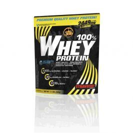 ALL STARS 100% Whey Protein jahoda 500 g