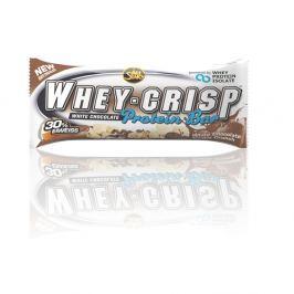 ALL STARS WHEY-CRISP bílá čokoláda-křupavá sušenka 50 g
