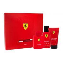 FERRARI Scuderia Ferrari Red Toaletní voda 125 ml + Sprchový gel 150 ml + Deodorant 150 ml