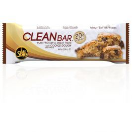 ALL STARS Clean Bar arašídové máslo-čokoláda 60 g