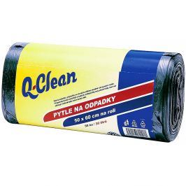 Q-CLEAN Pytle do odpadků 30l 50 x 60 cm 50 ks