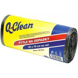 Q-CLEAN Pytle do odpadků 60 l 60 x 70 cm( 50ks