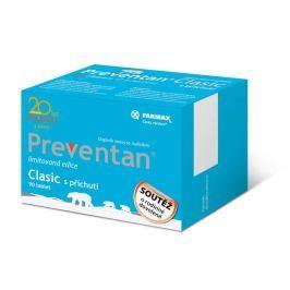 PREVENTAN Clasic s příchutí 90 tablet limitovaná edice