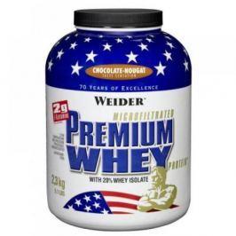 WEIDER Premium Whey, syrovátkový protein Čokoláda-Nugát 2300 g
