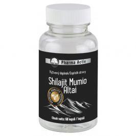 PHARMA ACTIVE Shilajit Mumio Altai 60 kapslí