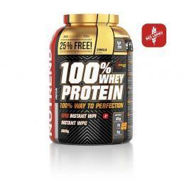 NUTREND 100% Whey Protein vanilka 2250 g