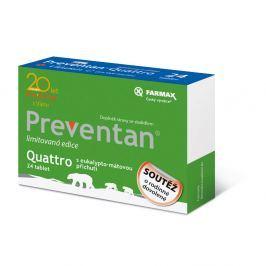 PREVENTAN Quattro 24 tablet limitovaná edice