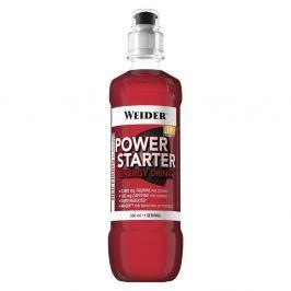 Power Starter, energetický nápoj s Taurinem, 500ml, Weider