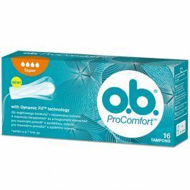 O.B. ProComfort Super 16 kusů