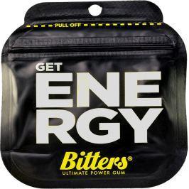 BITTERS Energetická žvýkačka 6x2,25 g citron