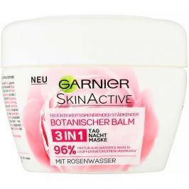 GARNIER Skin Active 3v1 zjemňující balzám s růžovou vodou 150 ml