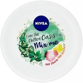 NIVEA Soft Chilled Oasis Svěží hydratační krém 100 ml
