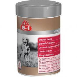 Kvasnice pivovarské pro psy 8 in1 260 tbl