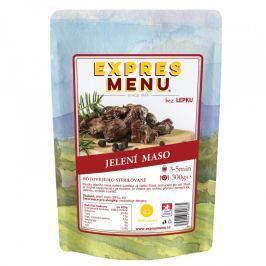 EXPRES MENU Jelení maso bez lepku 3 porce