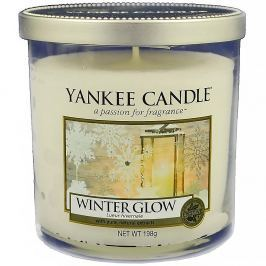 YANKEE CANDLE Winter Glow Décor malý 198 g