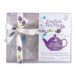 English Tea Shop Zimní kolekce 12 pyramidek BIO 24g