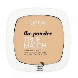 L´Oréal Paris True Match kompaktní pudr W5 Honey 9 g Přípravky na tvář
