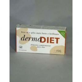 Dermadiet pro zdravou kůži a srst pro psy 60tbl Vitamíny a doplňky stravy pro psy