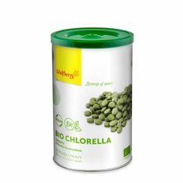 WOLFBERRY Chlorella BIO 1200 tablet Doplňky stravy na podporu trávení a vylučování