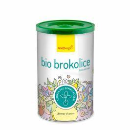 WOLFBERRY Brokolice BIO semínka na klíčení 200 g Ořechy, sušené plody, semínka