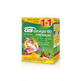 GS Ginkgo 60 Premium 60+60 tablet dárek 2018 Doplňky stravy na paměť