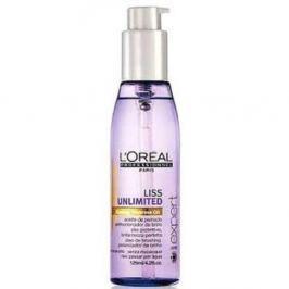 L´OREAL Paris Expert Liss Unlimited Oil 125 ml Olej pro uhlazení nepoddajných vlasů