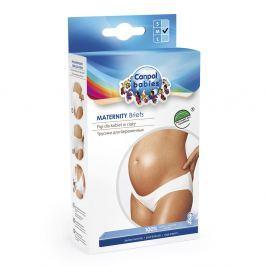 CANPOL BABIES Těhotenské kalhotky nízké M