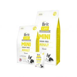 Brit Care Mini Grain Free Adult Lamb granule 2 kg