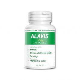 ALAVIS Sanicell 60 kapslí Veterinární léčivé přípravky