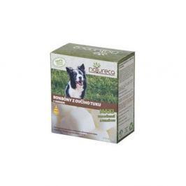 NATURECA Bonbóny z ovčího tuku s lososem Maxi 250 g Vitamíny na srst