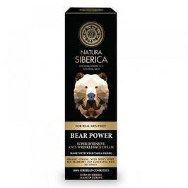 NATURA SIBERICA Super intenzivní krém proti vráskám Medvědí síla 50 ml Sušené plody, ořechy, semena