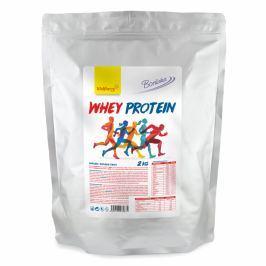 WOLFBERRY Whey Protein Borůvka nápoj v prášku 2000 g Proteinové nápoje 76 - 85 % bílkovin