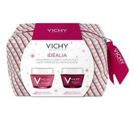 VICHY Ideália dárkový balíček Vichy Ideália péče pro normální a smíšenou pleť 50 ml + Vichy Ideália nuit noční péče 50 ml