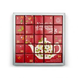 ENGLISH TEA SHOP Bio čaj Adventní kalendář 25 pyramidek