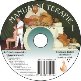 Manuální terapie 1 DVD