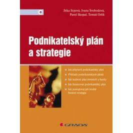 Podnikatelský plán a strategie - Jitka Srpová