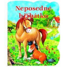 Neposedné hříbátko - Zuzana Pospíšilová