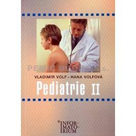 Pediatrie II - Hana Volfová, Vladimír Volf