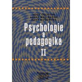 Psychologie a pedagogika II - Čechová Věra
