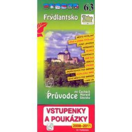 Frýdlantsko 63. - Průvodce po Č,M,S + volné vstupenky a poukázky