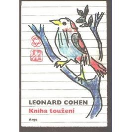 Kniha toužení - Leonard Cohen