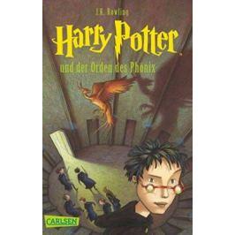Harry Potter und der Orden des Phönix - Joanne K. Rowlingová
