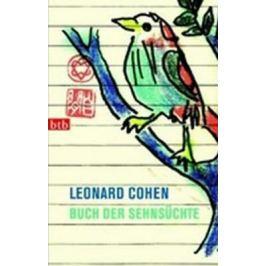 Buch der Sehnsüchte - Leonard Cohen
