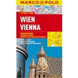 Wien/Vienna - City Map 1:15000