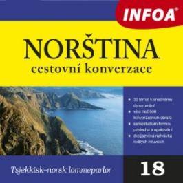 18. Norština - cestovní konverzace + CD
