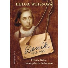 Deník 1938–1945 - Weissová Helga