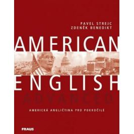 American English Advanced - učebnice