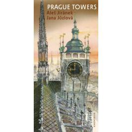 Prague Towers (anglicky) - Jana Jůzlová, Jiránek Aleš